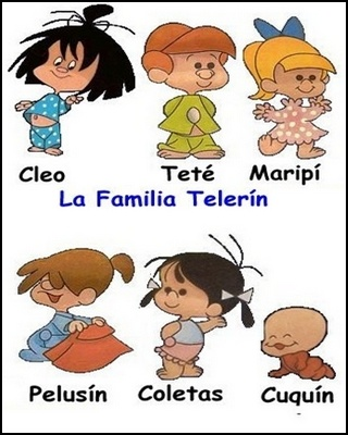 La familia Telerin                                                                                                                                                                                 Más