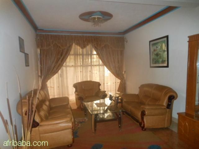 Fully furnished apartments for rent in Kigali - Remera - 560 000 RWF : Location meublée - Kigali RW