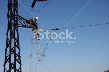 High Tension 5 Royalty Free Stock Photo