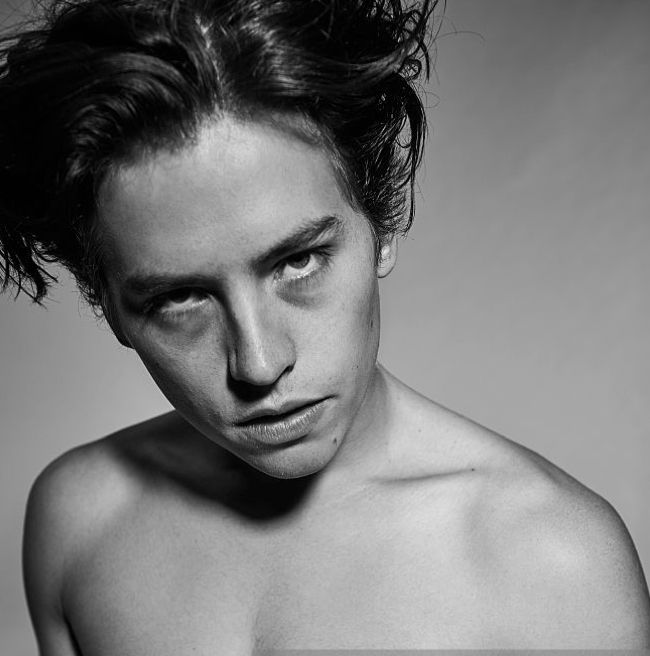 Sprouse Twins Naked Fakes Boy