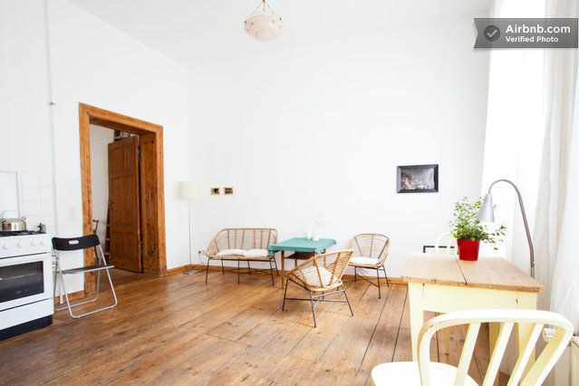 Central, simple, charming in Berlin