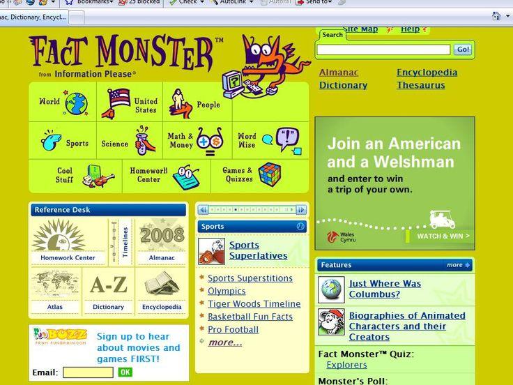 Monster Ate My Homework Grade 5 Help
