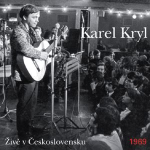 Unikátní koncertní záznam Krylova vystoupení z doby před emigrací na CD Živě v Československu.