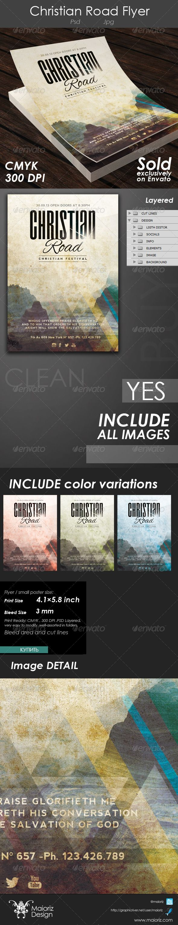 41 best Church Marketing Flyer/Poster Templates images on Pinterest ...