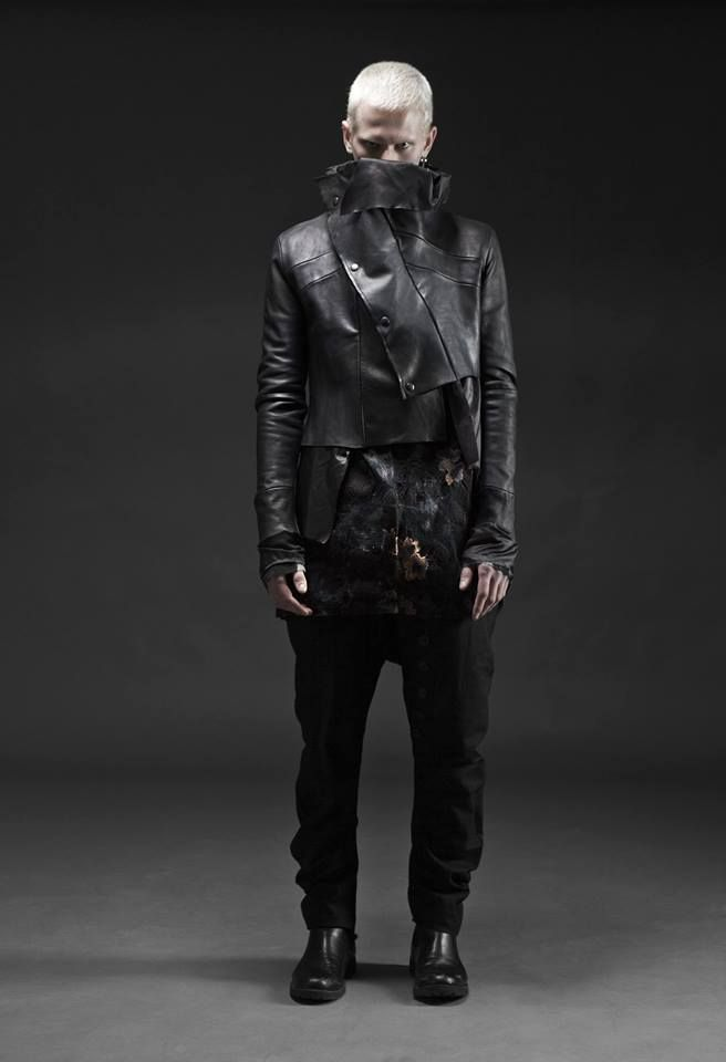 """Visions of the Future: WIKTOR JEDRASZCZYK - """"VILLAIN"""" A/W 2015"""