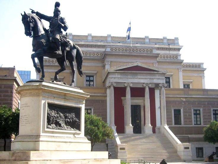 Teodor Kolokotronis, Ateny