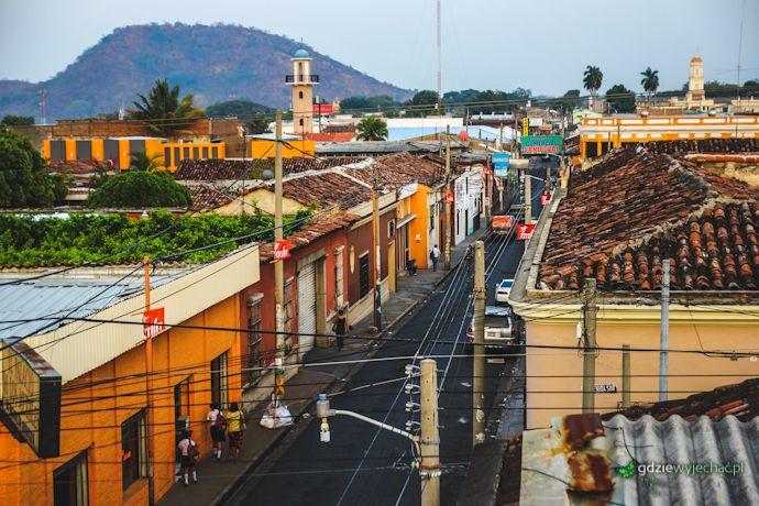Kolonialna miasteczko Santa Ana, El Salvador Niesamowity las mglisty. Tylko kilka miejsc na świecie. W tym Salwador. Blog: http://gdziewyjechac.pl/27475/wulkan-santa-ana-w-salwadorze-niezapomniany-trekking.html