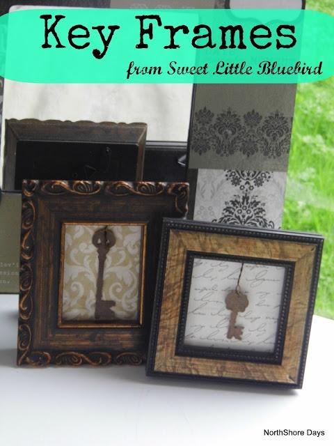NorthShore Days.....: Key Frames from Sweet Little Bluebird: Keys Frames