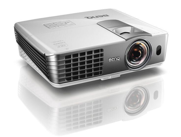 BenQ HT Series HT1085ST 1080P 2200 ANSI Lumen 3D Full HD Short Throw Hom...