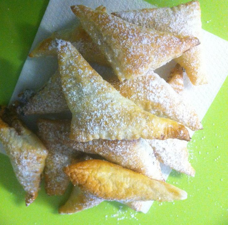 Nutella Pastry Puffs! Check out our video!