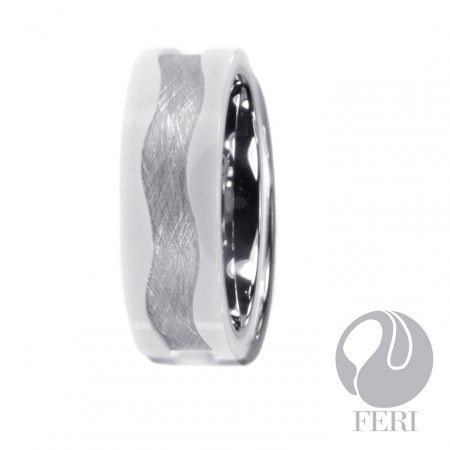 Gorgeous New 2013 Stellite collection!   Stellite, is a scientifically proven procedure that ensures the highest purity factor, extreme durability to be sculptured into the finest jewelery designs. It is the most superior contemporary metal available for the manufacturing wedding bands.  Stellite is used in the medical, scientific, aerospace and luxury sporting good sectors.  http://darcymcmanus.com