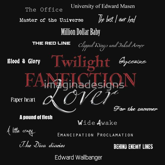 Twilight fanfiction lover