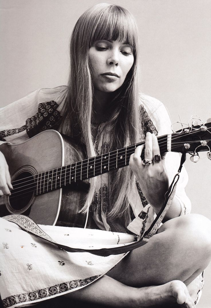 Joni Mitchell - One of the most talented songwriters to ever walk this earth. Lyrics that will make you laugh and cry within the same stanza. An incredibly under rated artist.