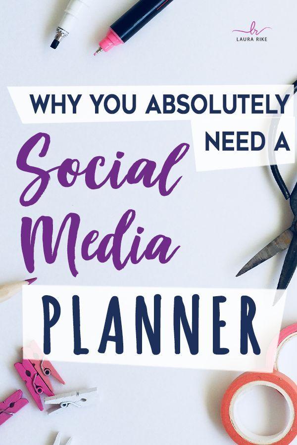 Social Editorial Calendar Template - Envizion Advertising Social