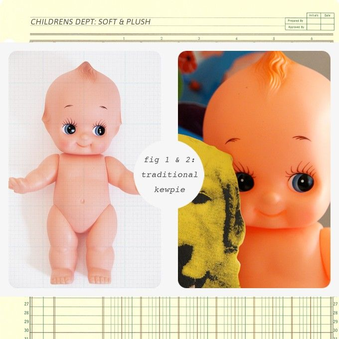 Traditional Kewpie Doll at Childrens Dept www.childrensdept.com.au