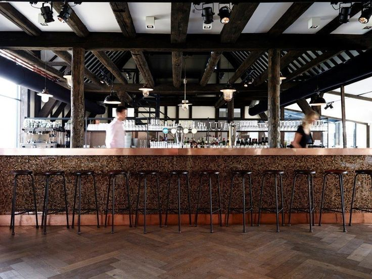 Bar - Restaurant Den Burgh