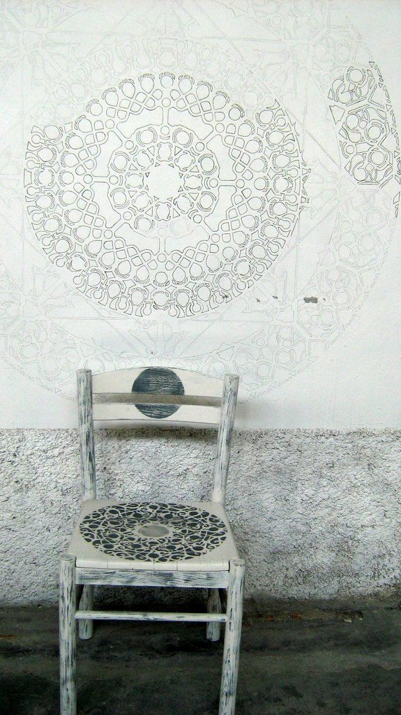 painting || wall design || mandala || original design