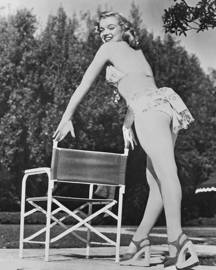 The Monroe Collection — Marilyn Monroe 1948 Scudda Hoo! Scudda Hay!