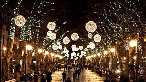 Christmas in Palma