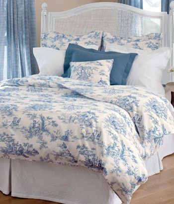 Lenoxdale Toile Pillow Sham 40 Toile Toile Bedding