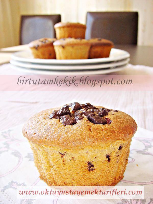 Parça Çikolatalı Muffin
