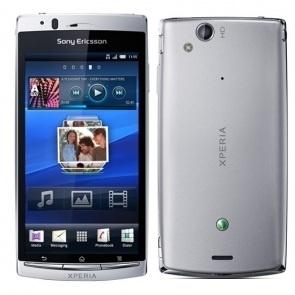 Sony Ericsson Xperia Arc LT15I Silver