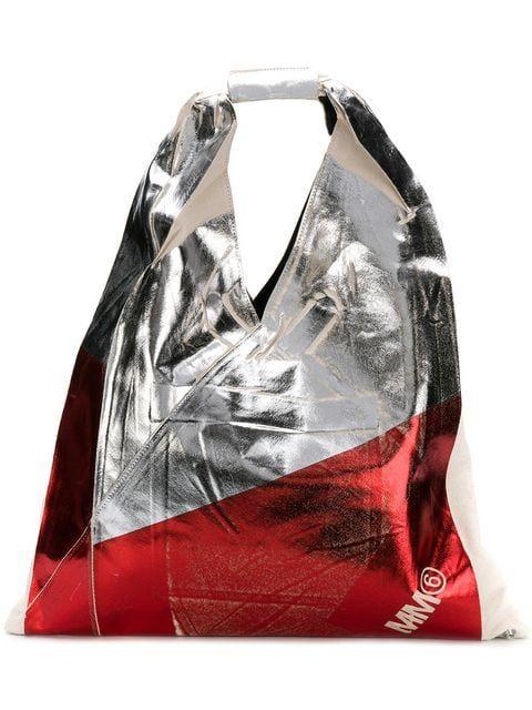 d5475c5024d3 Mm6 Maison Margiela Japanese tote bag