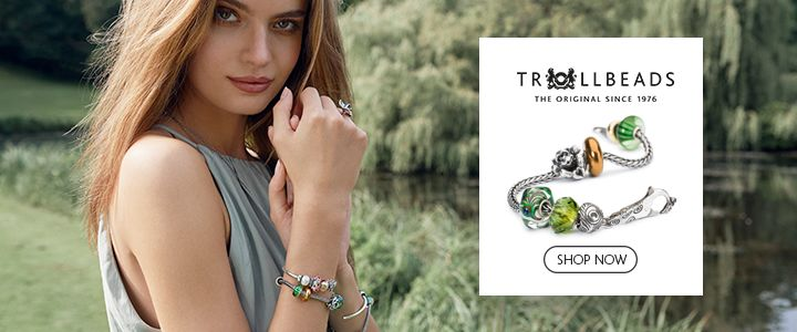 Trollbeads - February 2018 Releases and Promotions