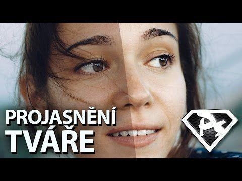 V tomto videu se naučíte dvě techniky, jak projasnit tvář tak, aby se zachovalo původní přirozené osvětlení a zároveň obraz nevybledl a zachoval si svůj kontrast | Photoshopové Orgie