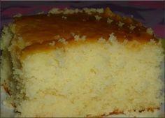 Receita de Gente esse bolo é muito fofo e fica bem molhadinho. Vaii apenas 5 ingredientes e faz o maior sucesso - GRANIG RECEITAS