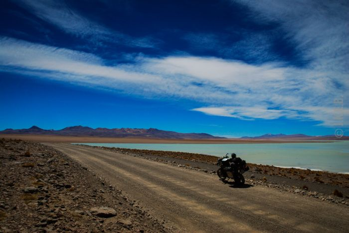 Bolivia, Altiplano, riding the lagunas route http://roadspirit.wordpress.com/2013/03/14/bolivian-altiplano-lagunas-route/