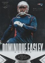2014 Certified Football Base Rookies 122 Dominique Easley - Patriots 271/999