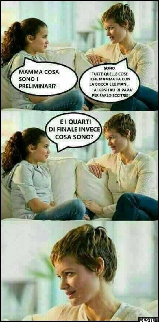 Comico sesso mamma