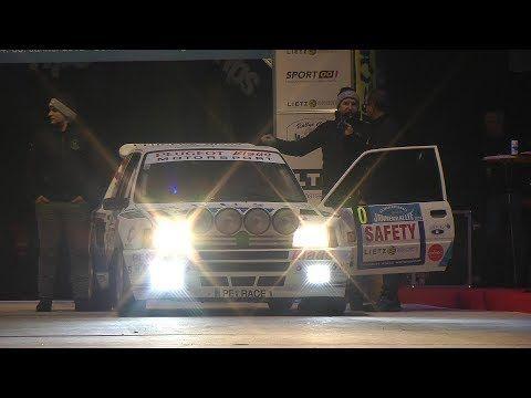 Motorsport - Ceremonial Start 33. Internationale Jännerrallye 2018 - Mes...