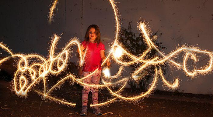 swirls web