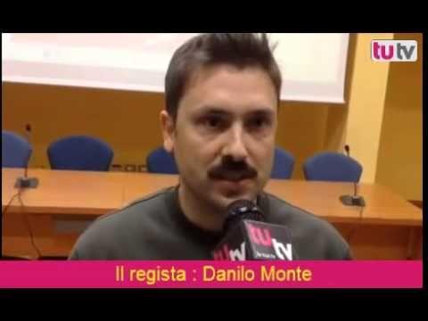 Gli auguri alla redazione di tutivu da parte del sindaco Gammone Cinema la presentazione del film otto punti Sport TUTIVU.IT