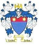 13th great grandfather, Sir John Saint John, Baron of Beauchamp of Bletso (1450-1525)- Langstone