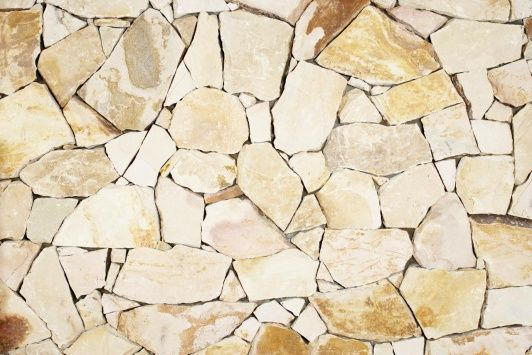 Eco Outdoor - Walling - Free Form - Crackenback Sandstone