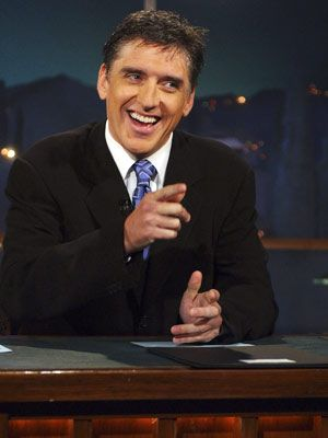"""craig ferguson """"I hope they go easy on Clint Eastwood. It wasn't his best performance last week at the Republican convention, but he's given us decades of great films. So Democrats, if you're looking to mock Mitt Romney by dragging an inanimate object out onto the stage, why not just use Mitt Romney?"""" –Craig Ferguson"""