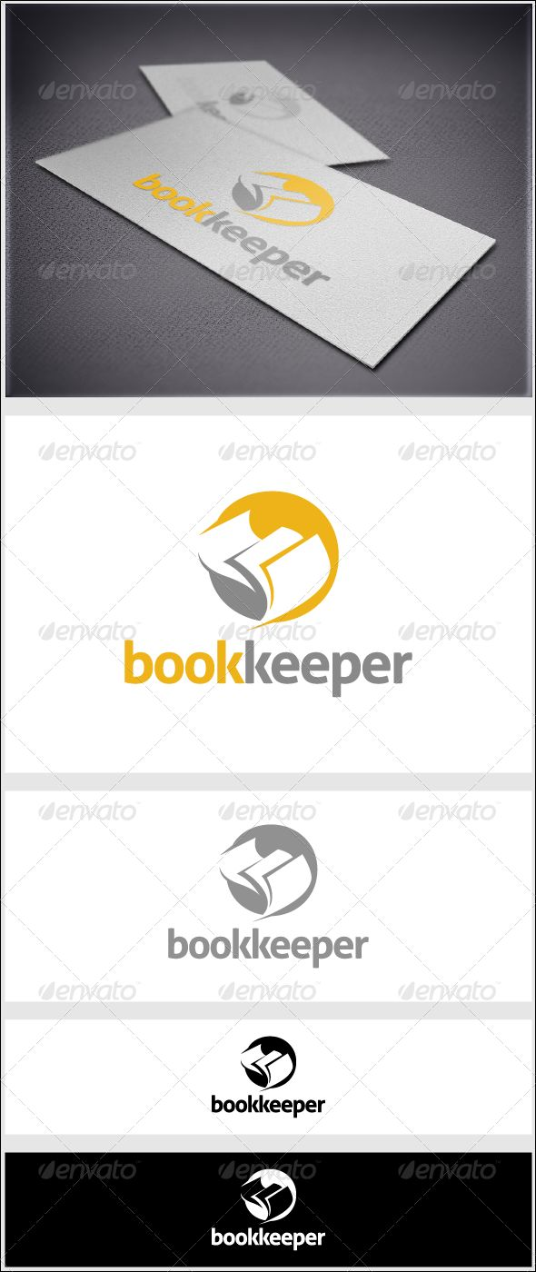 Bookkeeper - Objects Logo