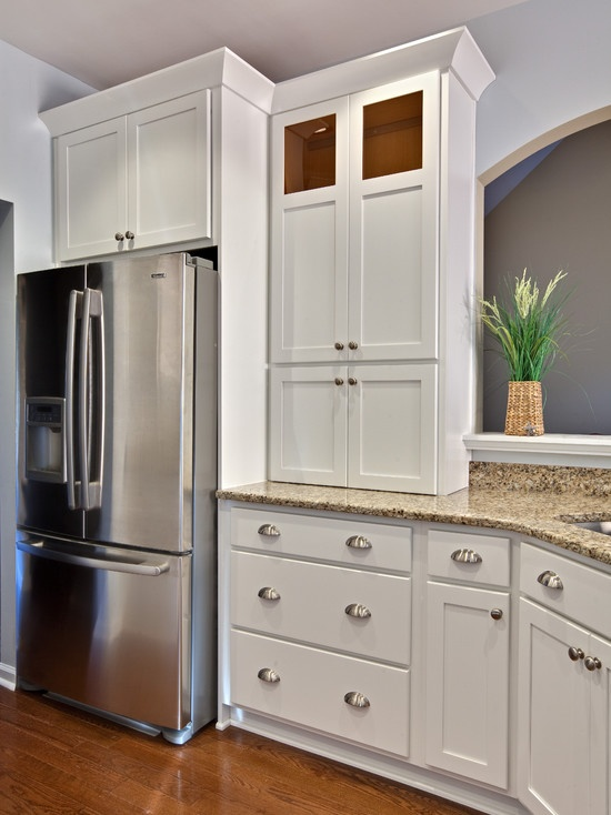 18 best images about solarius granite on pinterest for Appliance garage kitchen cabinets
