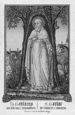 St. Gerlac of Valkenberg, Dutch Hermit - News - Bubblews