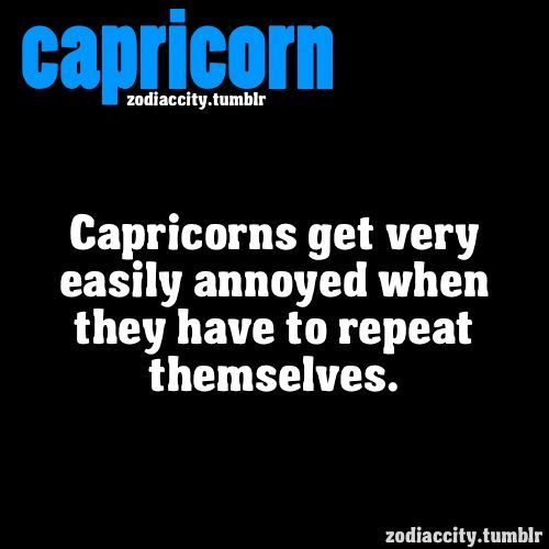 Capricorn Zodiac Quotes And Sayings. QuotesGram