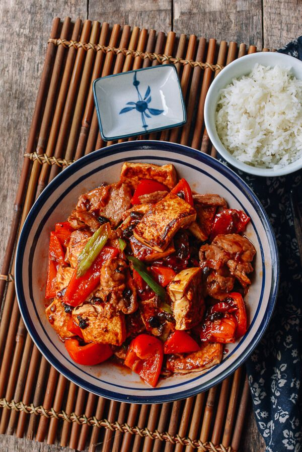 1915 best chinese food images on pinterest chinese cuisine hunan pork and tofu spicy stir fry by thewoksoflife yummy recipestofu recipeskorean recipesasian food recipesasian foodschinese forumfinder Images