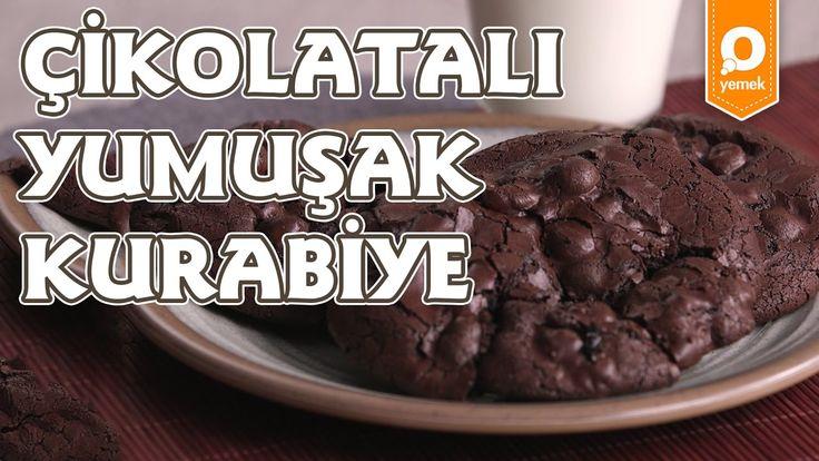 Çikolatalı Yumuşak Kurabiye Tarifi - Onedio Yemek- Tatlı Tarifleri