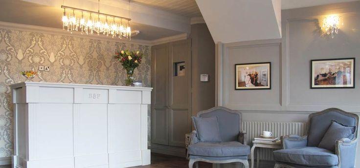 hair salon reception area - Bing Images