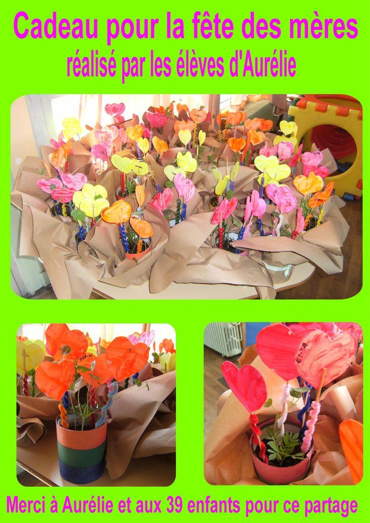Une autre idée cadeau d'Aurélie pour la fête des mères