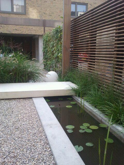 Andrew van Egmond garden design | NL Berkel | 2012 by Andrew van Egmond, via Behance