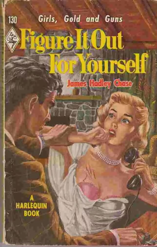 In 1951, Harlequin Books published more than romances.