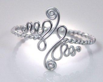 Spirale éclater Bracelet réglable par melissawoods sur Etsy